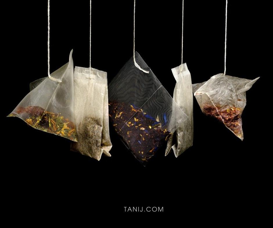 использованные чайные пакетики применение для ухода за кожей, очисткой кастрюль, как удобрение и не только