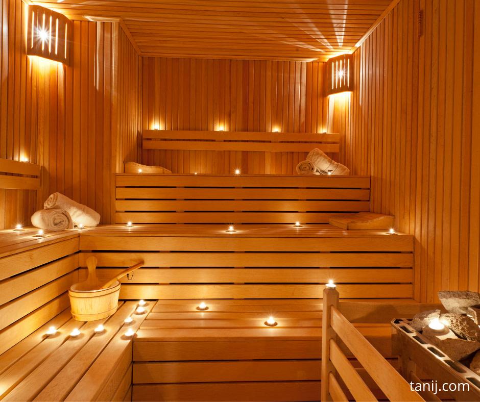 как выглядит сауна изнутри, как часто можно бывать в бане, сауне, как можно ходить в свою сауну