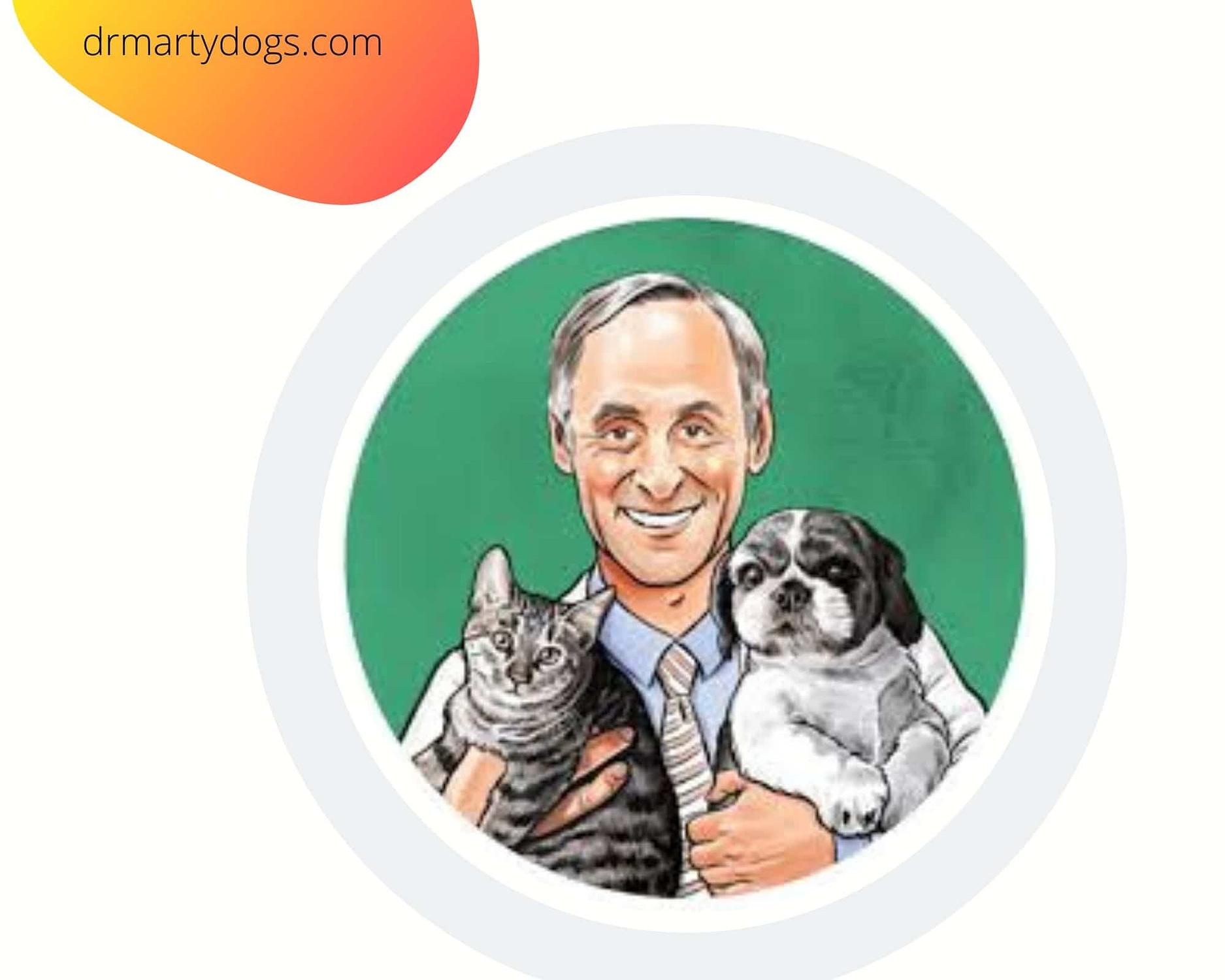 dr.Marty's dog food